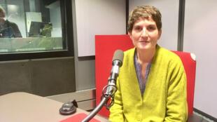 Nathalie Guibert, auteure  de «Qui c'est le chef ?», éditions Robert Laffont