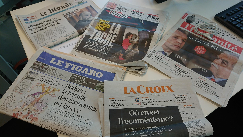 Diários franceses 21.06.2018