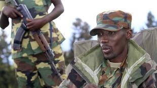 Le chef du M23 Sultani Makenga.