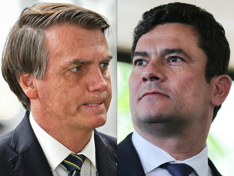 Rais wa Brazil Jair Bolsonaro anashtumiwa na Waziri wake wa zamani wa Sheria Sergio Moro kuingilia kazi za mahakama.