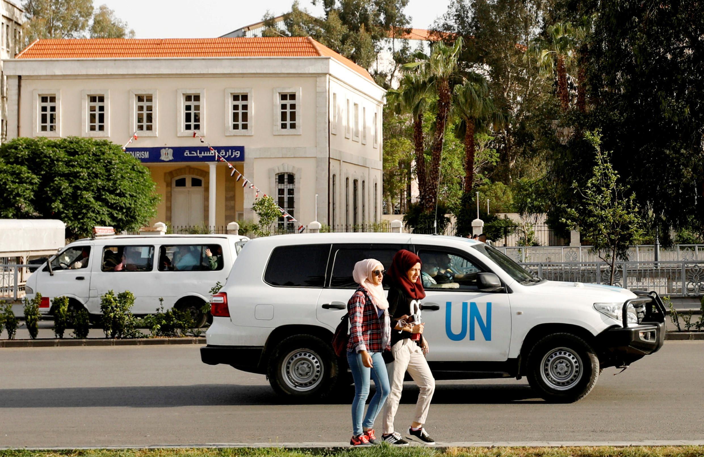 Dificuldades do inquérito de peritos da ONU sobre ataque químico em Duma, na Síria