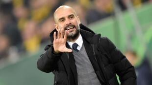 Pep Guardiola, kocha wa Bayern Munich ambaye sasa amesaini mkataba wa miaka 3 na klabu ya Manchester City