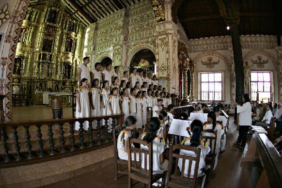Uno de los festivales en la región de San Ignacio