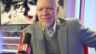 Jorge Fernández Díaz en los estudios de RFI