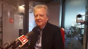 Pierre Haski, journaliste et président de Reporters sans frontières, à RFI le 4 juin 2019.