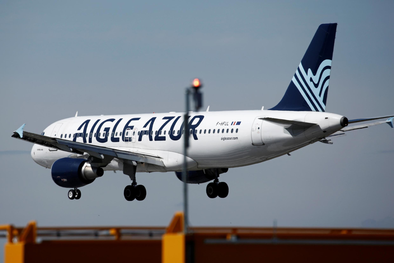 05/09/19- À beira da falência, aérea francesa Aigle Azur deixa milhares de brasileiros sem passagem