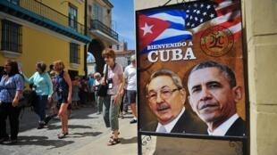 باراک اوباما رئیس جمهوری آمریکا یکشنبه ۲۰ مارس با اقدامی تاریخی رهسپار کوبا میشود.