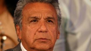Lenin Moreno, el nuevo presidente ecuatoriano.