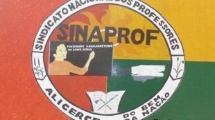 Logótipo SINAPROF - Sindicato Nacional dos Professores da Guiné-Bissau