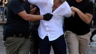 شکنجه و آدمربایی در زندانهای پلیس ترکیه