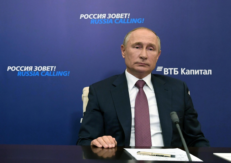 Владимир Путин пообещал массовую вакцинацию уже до конца года. 29.10.2020