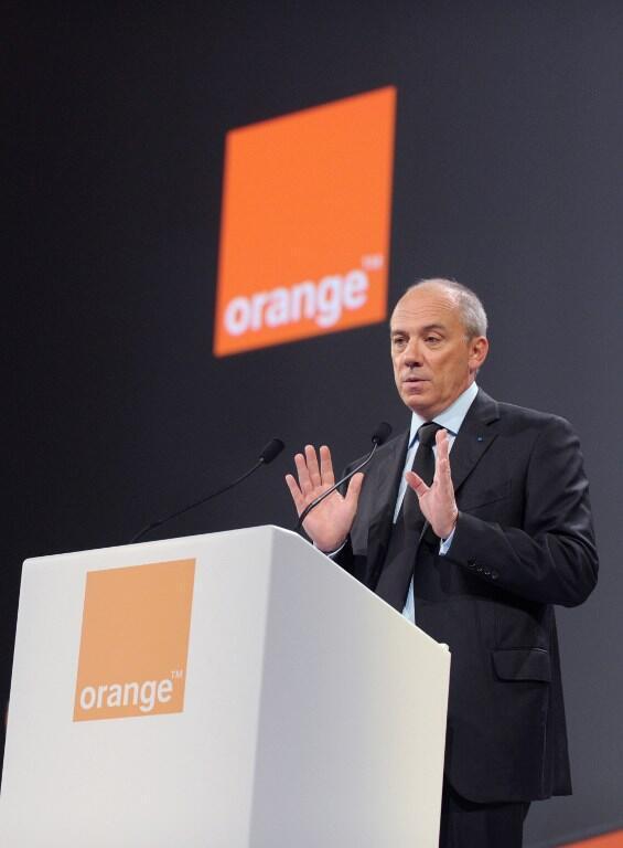 Orange CEO Stéphane Richard