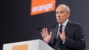 Orange CEO Stéphane Richard