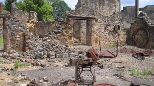 A Nazi past has haunted the French village of Oradour-sur-Glane since a 1944 massacre there.
