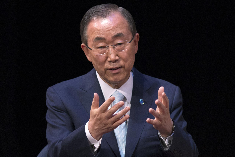 Sakatare janar na MDD, Ban Ki Moon