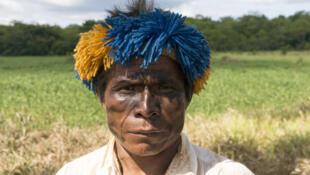 O chefe da comunidade guarani de Jata Yvary, no Mato Grosso do Sul, lançou um apelo para tentar recuperar as terras ancestrais de seu povo.