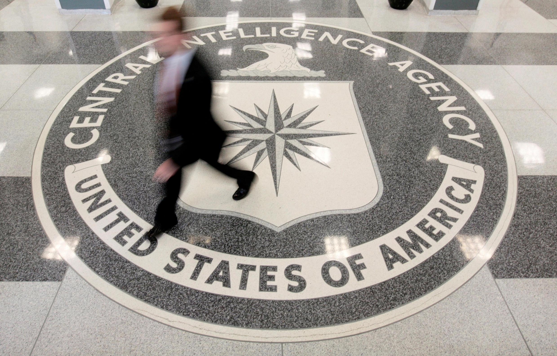 美国中央情报局标志