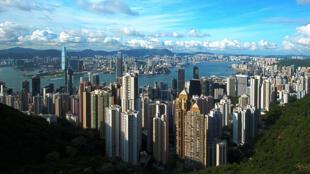 """Một góc """"thiên đường thuế"""" Hồng Kông."""