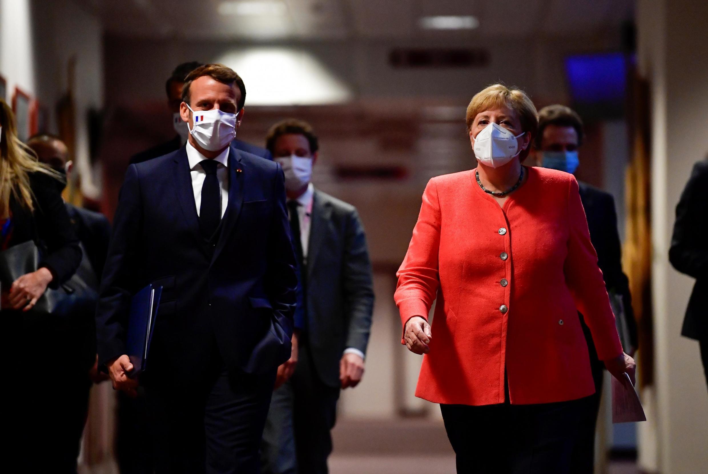 Ảnh minh họa: Nhiều lãnh đạo Liên Hiệp Châu Âu chúc mừng Joe Biden đắc cử tổng thống thứ 46 của Hoa Kỳ.