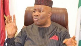 Ministan Raya Yankin Niger Delta, Goodswill Akpabio.