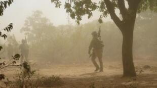 Commandos français en opération au Sahel