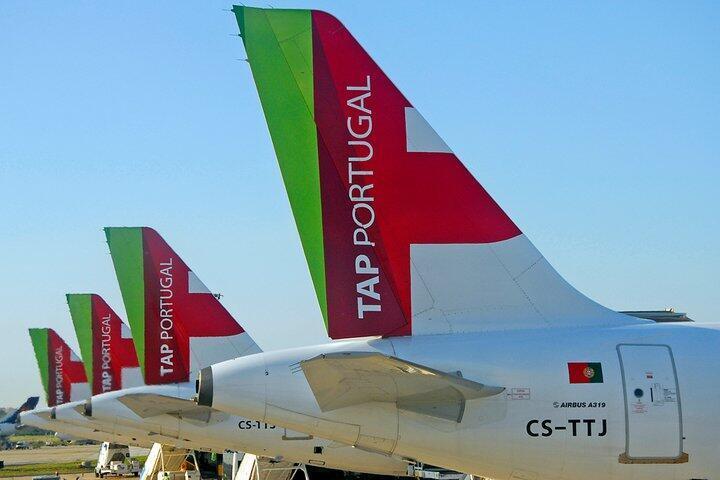 Pilotos da TAP entraram em greve nesta sexta-feira (1°) por dez dias