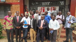 Club RFI Bujumbura.