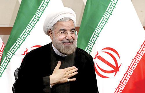 حسن روحانی، دوازدهمین رئیس جمهوری اسلامی ایران