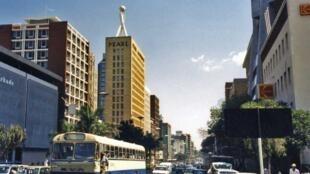 Les investissements russes sont une aubaine pour le Zimbabwe. (Photo: vue de la capitale zimbabwéenne, Harare).