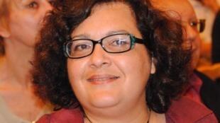 Nadia Chaabane du Parti Al Massar, «La voix démocratique et sociale».