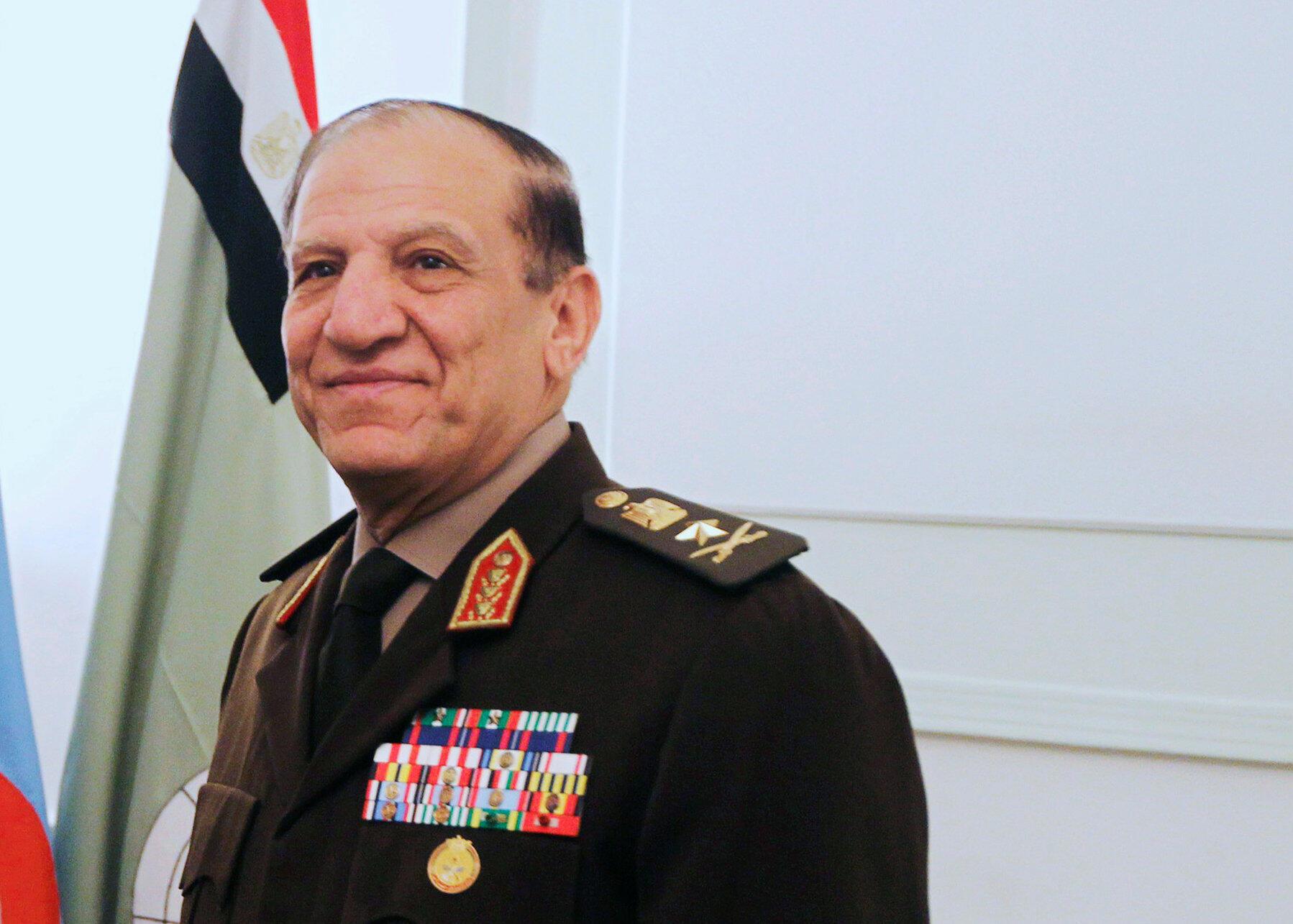 L'ex-chef d'état-major de l'armée Sami Anan, risque d'en être écarté de la présidentielle du 26 mars prochain.
