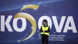 Во время празднования 5-летия независимости Косово 17/02/2013