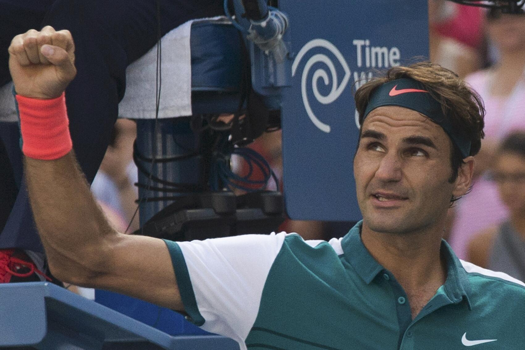 Switzerland's Roger Federer has won the US Open five times.