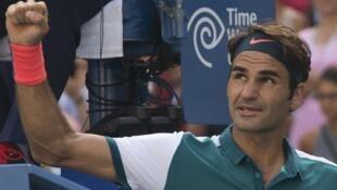 Mchezaji wa tenesi raia wa Uswis, Roger Federer