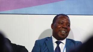 Directeur de la Maitrise de l'eau et de la Modernisation des Exploitations, Rodrigue N'Guessan Koffi.