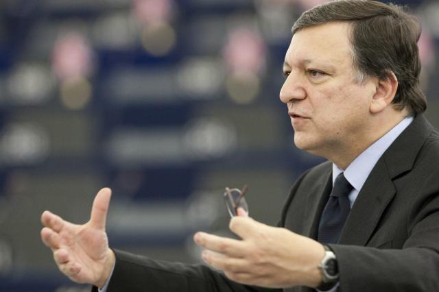 Mkuu wa tume ya Umoja wa Ulaya Jose Manuel Barroso