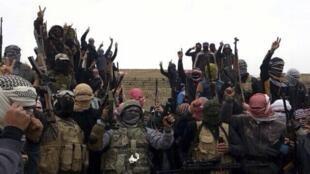 wapiganaji wa kijihadi walioteka miji kadhaa nchini Iraq, juma hili Juni 14 2014