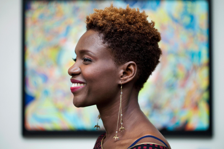 Rokhaya Diallo, journaliste, écrivain, a publié son dernier livre «Ne Reste pas à ta place» en mars 2019.