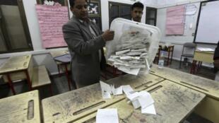 Le décompte des votes pour la présidentielle se poursuit au Yémen.