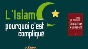 Islam compliqué - La Croix - Combattre le voilement - éditions du Cerf - montage bis