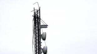 A representational image of internet Mast.