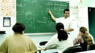 آموزش زبان عربی در مدارس فرانسه
