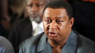 Sakatare Janar na kungiyar OPEC Mohammed Barkindo
