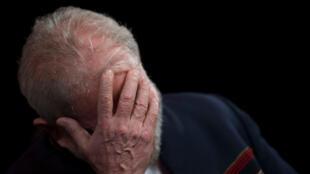 Lula é alvo de nova denúncia e virou réu em outra ação semana passada. Foto do 16/01/18