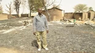 Ahmed Abba, wakilin RFI Hausa a yankin Arewacin Kamaru