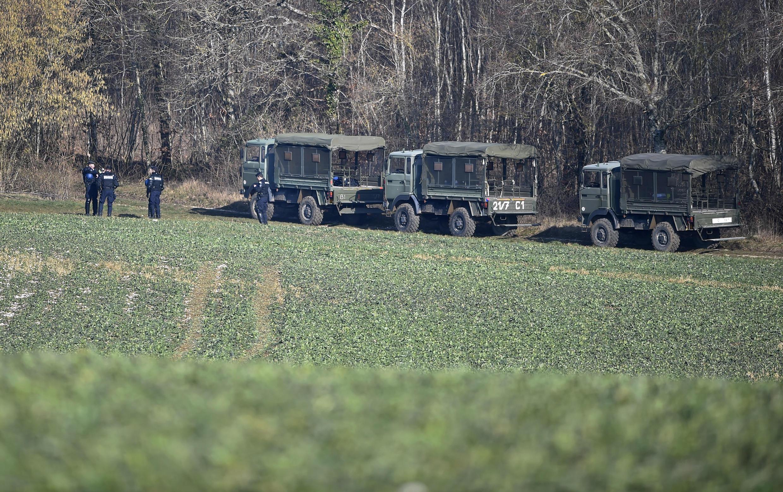 Полиция начала зачистку лагеря активистов-экологов на востоке Франции