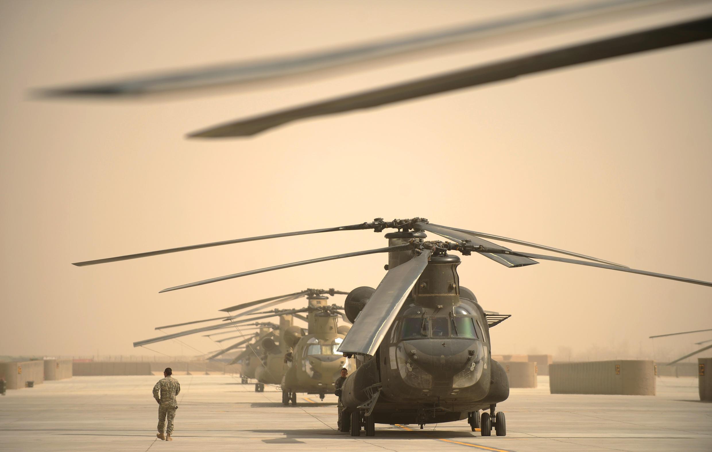 Image RFI Archive - Afghanistan - Kandahar - airbase