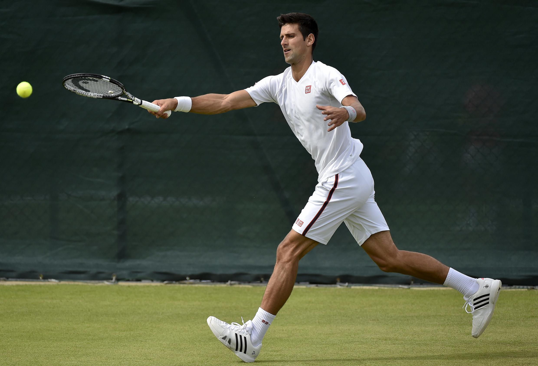 Novak Djokovic Jarumin Tennis na duniya
