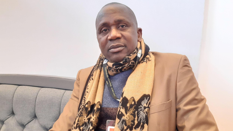 Issouf Coulibaly, directeur de la société Kéné Yiridén basée à Sikasso au Mali.