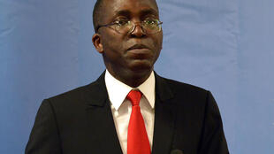 L'ancien Premier ministre congolais Augustin Matata Ponyo, à Kinshasa, le 25 janvier 2014.